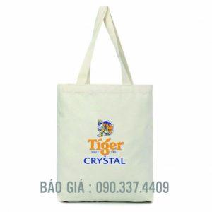 tủi vải bố quà tặng của tiger crystal