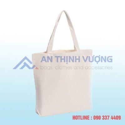 Lưu ý cách chọn mua túi vải bố trơn