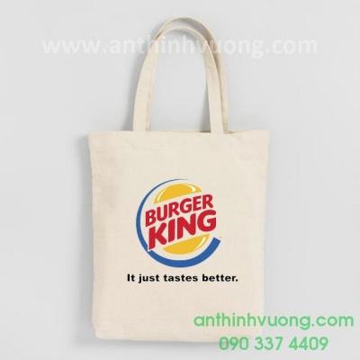 Túi vải bố canvas quảng bá thương hiệu
