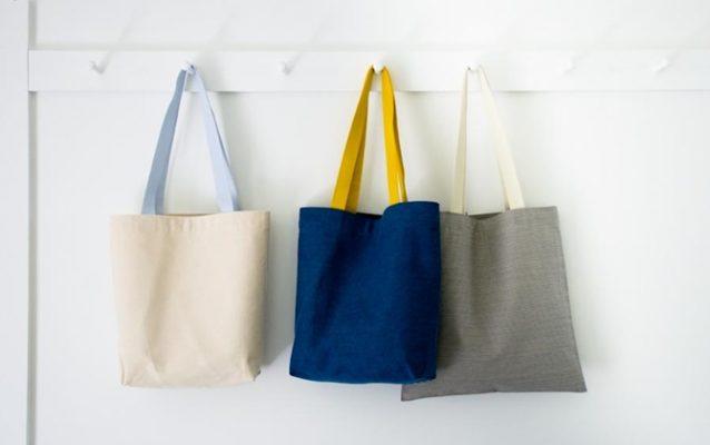 cách may túi vải đeo chéo đơn giản tại nhà