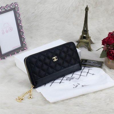 Túi ví cầm tay hàng hiệu Chanel