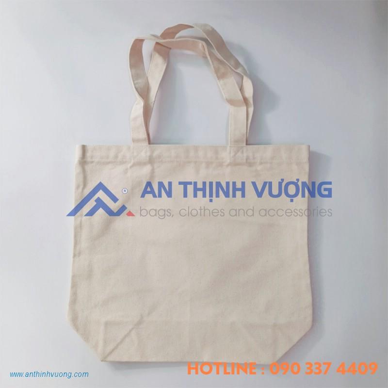 An Thịnh Vượng - Sản xuất túi vải bố trơn cao cấp, giá rẻ tại TP.HCM