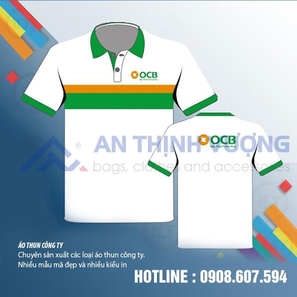 Sản xuất áo thun đồng phục công ty