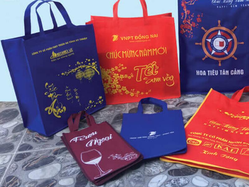 Balo túi vải quà tết – Món quà tặng ý nghĩa cho quý khách hàng