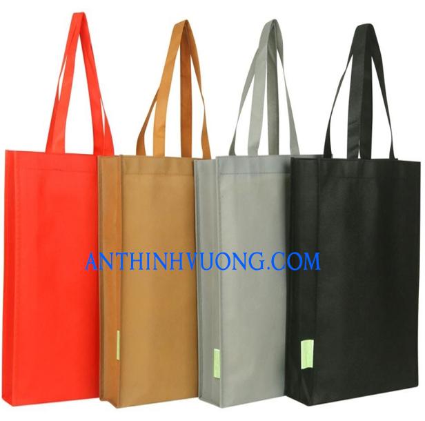 An Thịnh Vượng sản xuất túi vải trơn giá rẻ, chất lượng hàng đầu