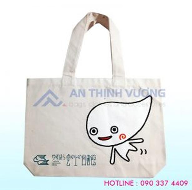 Công ty sản xuất túi vải trơn giá rẻ hàng đầu