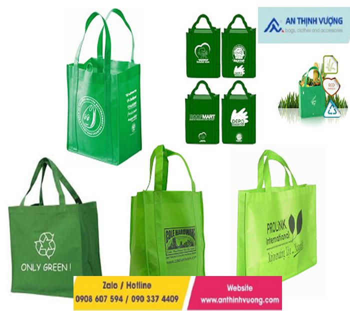Đơn vị sản xuất túi vải không dệt chất lượng cao hàng đầu TPHCM