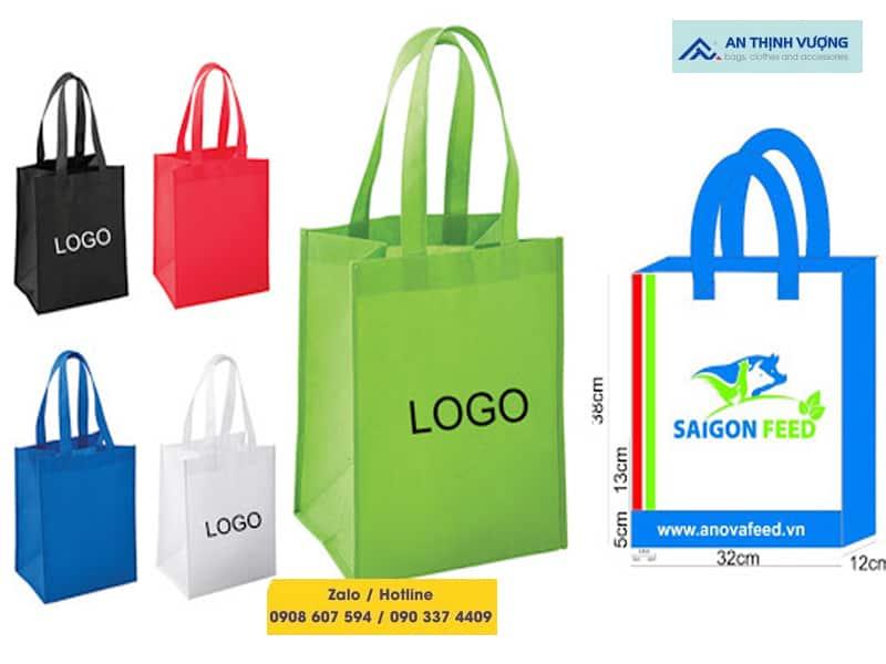 Túi vải không dệt sản xuất tại HCM uy tín, giá rẻ, chuyên nghiệp