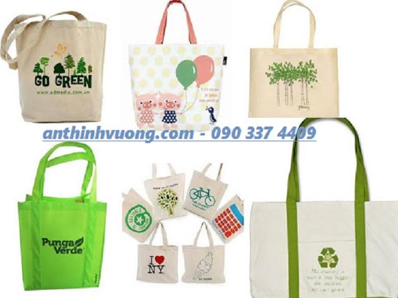 Anthinhvuong cơ sở sản xuất túi vải bố hàng đầu hiện nay