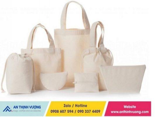 Anthinhvuong sản xuất túi vải bố chuyên nghiệp hàng đầu