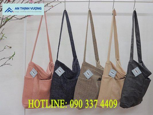 Cơ sở sản xuất túi đeo chéo chất lượng cao hiện nay