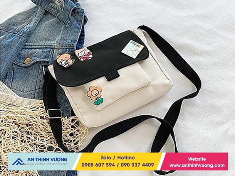Độc đáo trong từng mẫu sản phẩm túi vải bố trên thị trường