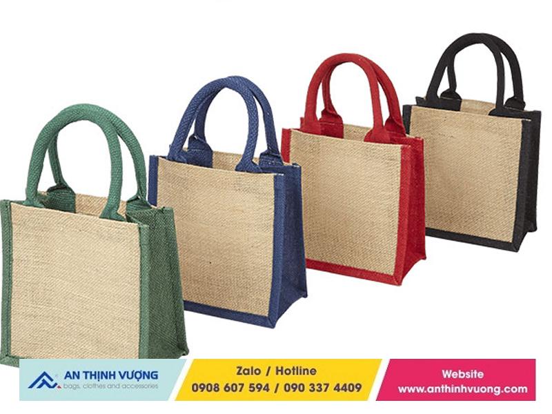 Lợi ích khi sản xuát túi vải đay theo yêu cầu tại cơ sở uy tín
