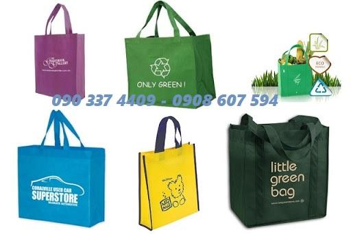 Thủ tục xuất khẩu túi vải ra thị trường nước ngoài