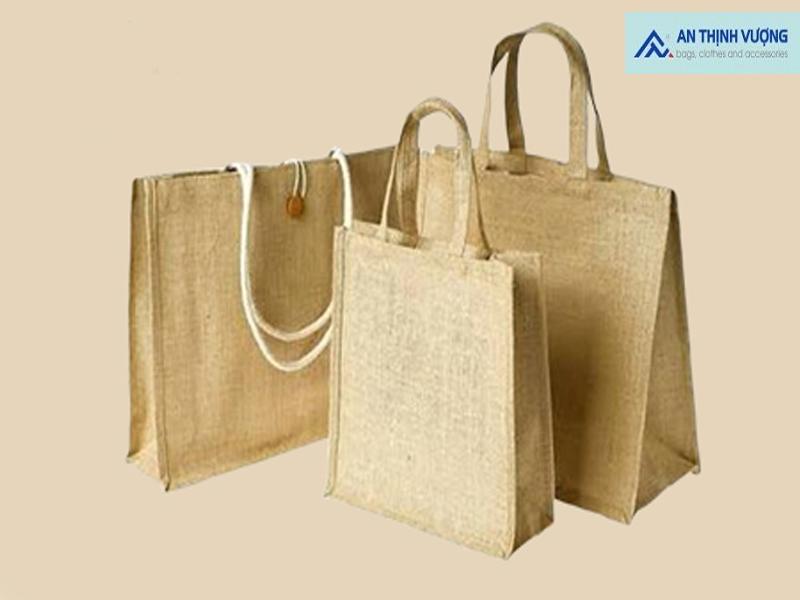 Khái quát về túi vải đay xuất khẩu