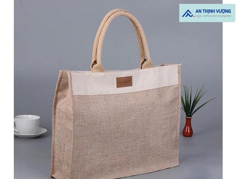 Túi vải đay xuất khẩu đi Nhật phải đảm bảo quy trình sản xuất chất lượng