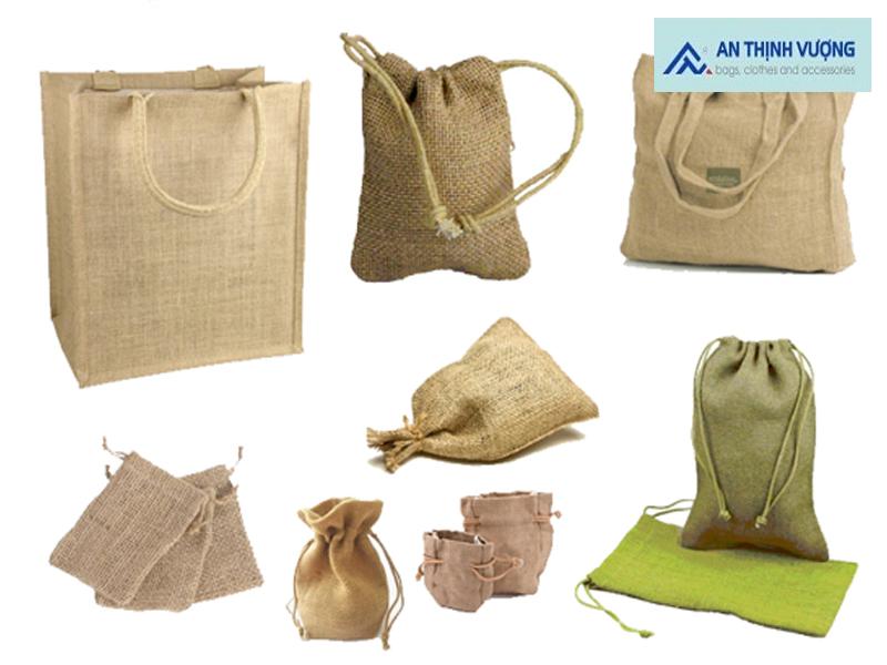 Ưu điểm của túi vải đay xuất khẩu