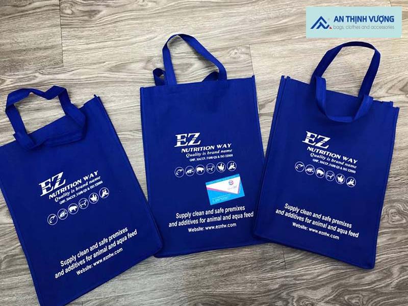 Túi vải không dệtlà sản phẩm làm từ nhựa polypropylene